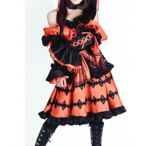 anime Costumes|Date A Live|Maschio|Female